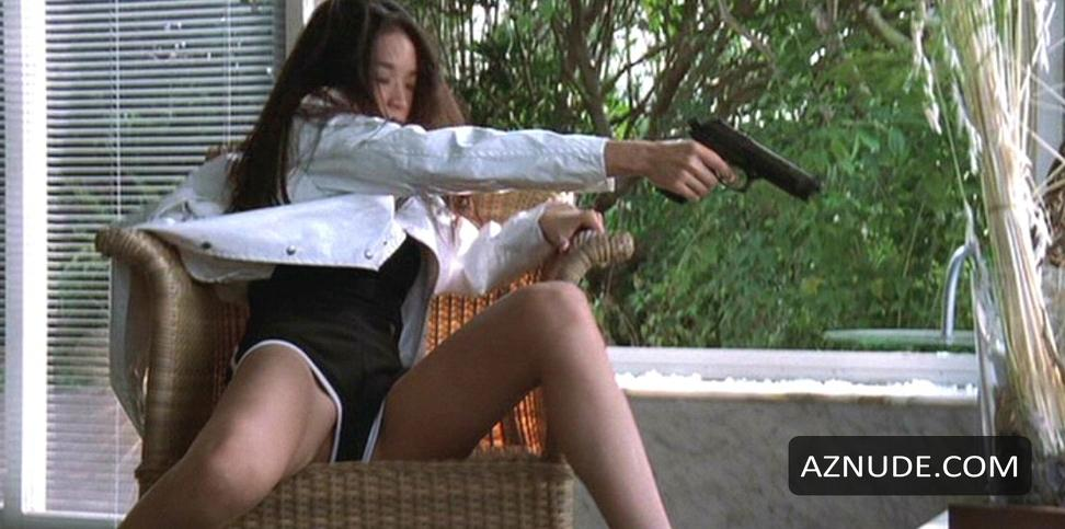 Shu qi sexy butt photo #3