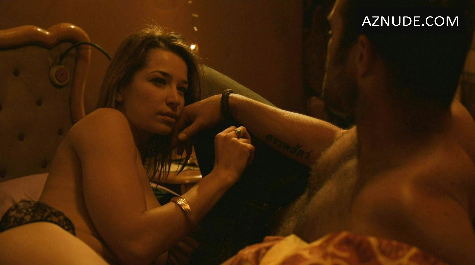 strike back nude scenes