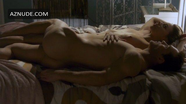 Rebecca Blumhagen  nackt