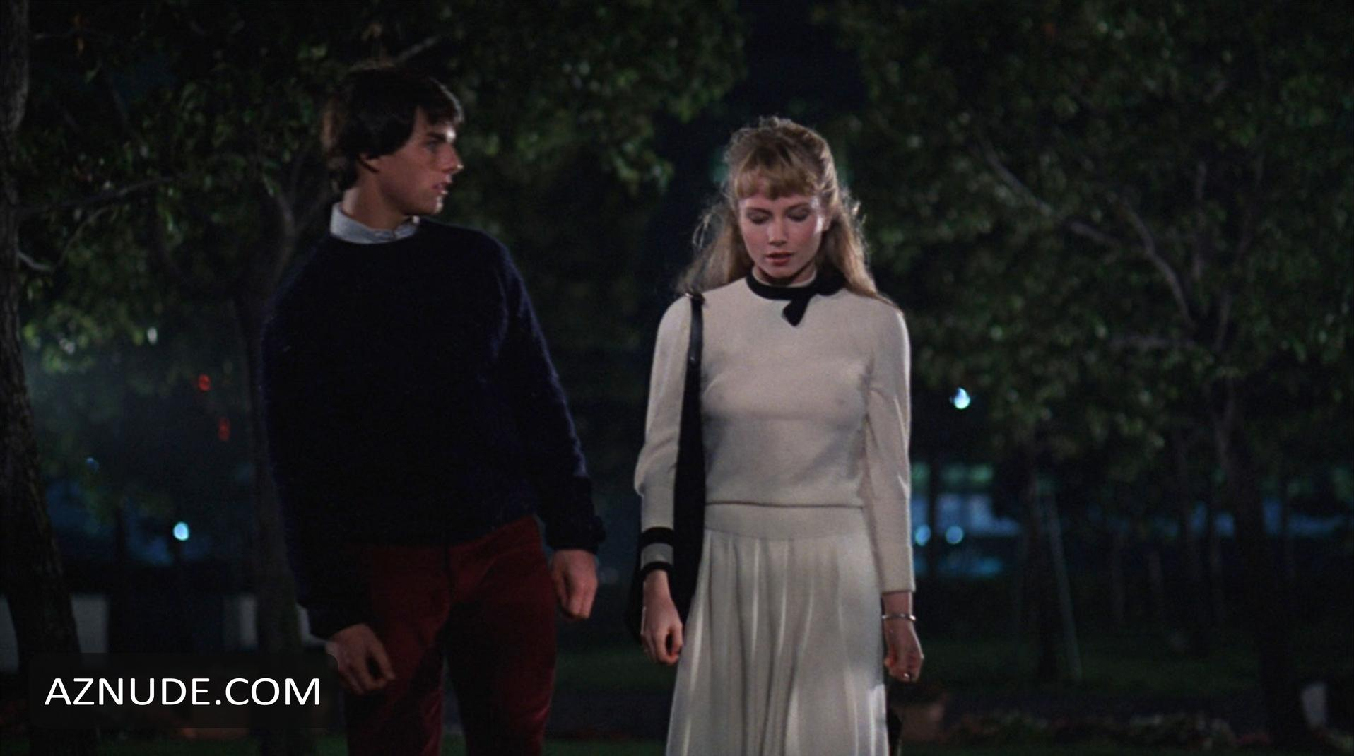 Rebecca de mornay naked in risky business