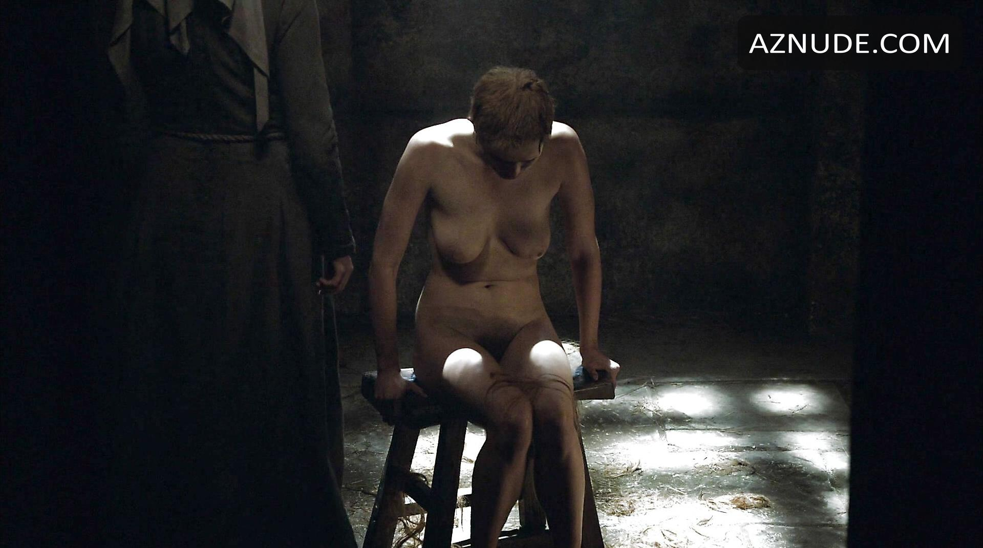 Rebecca Van Cleave Nude - Aznude