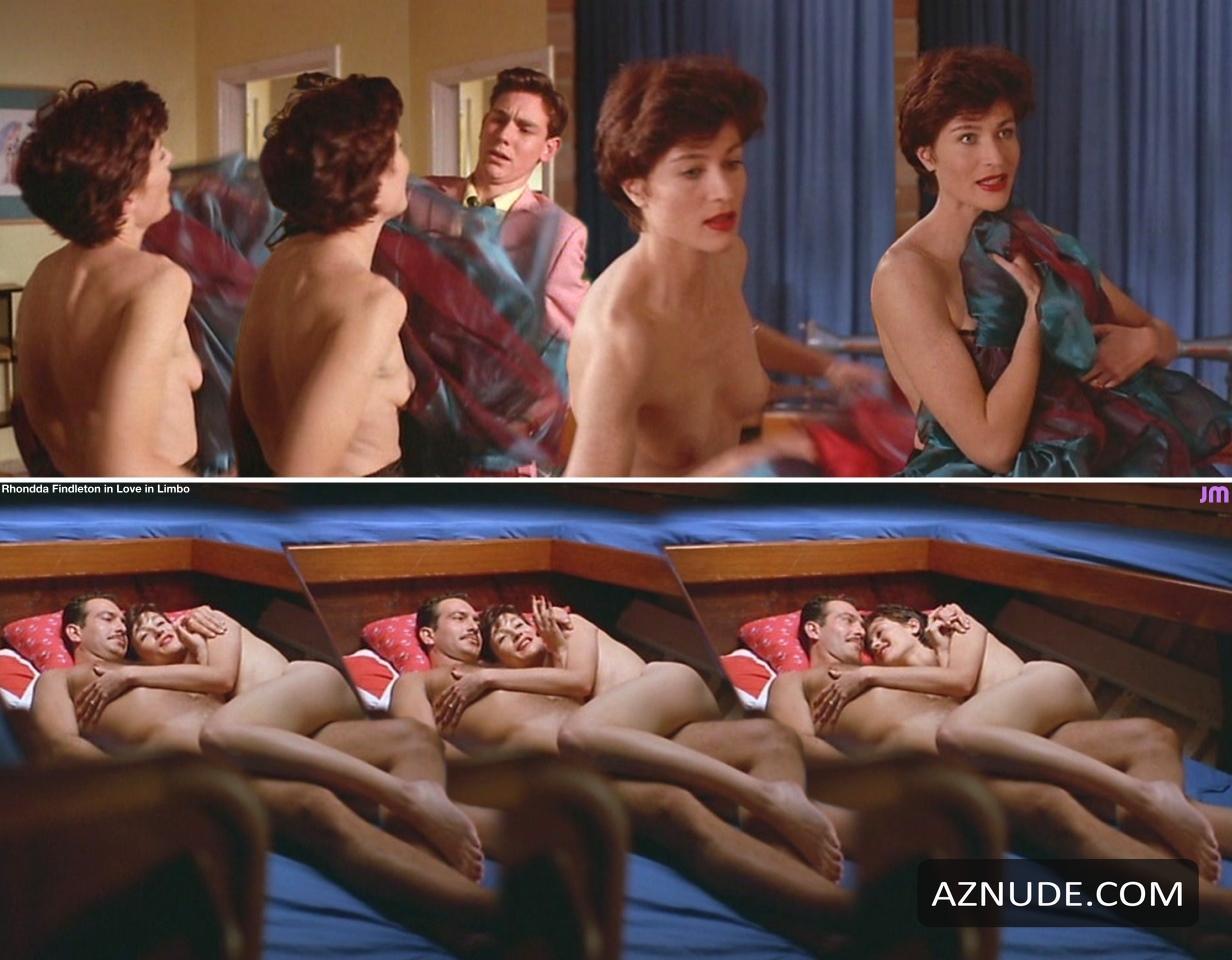 rhondda findleton nude - aznude