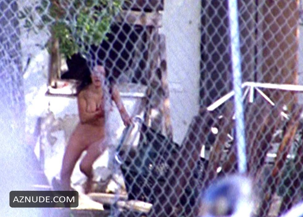 The Shield Nude Scenes