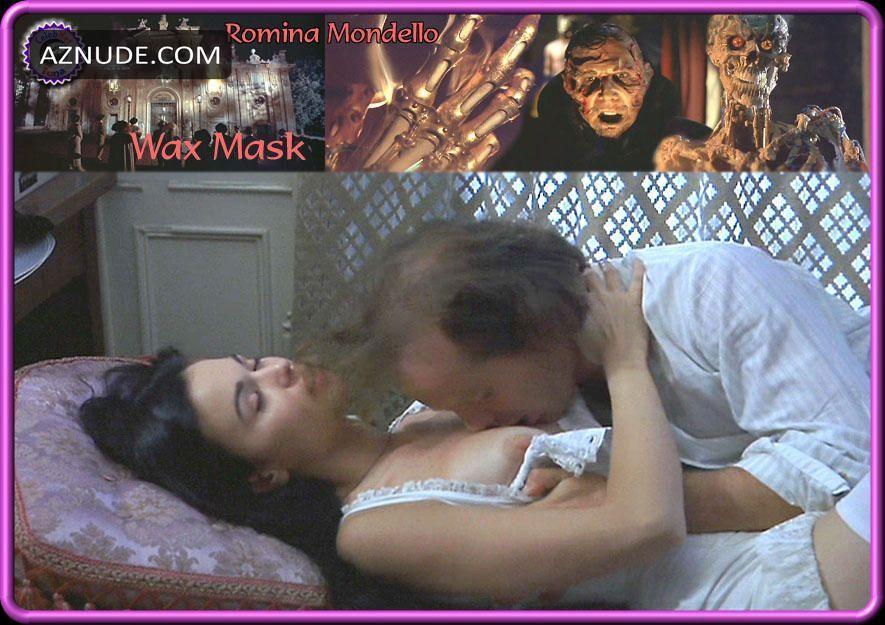 Nackt  Romina Mondello Last Names