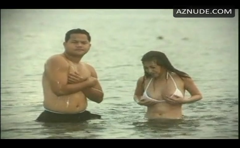 Are Rufa mae quinto in a thong bikini confirm. happens