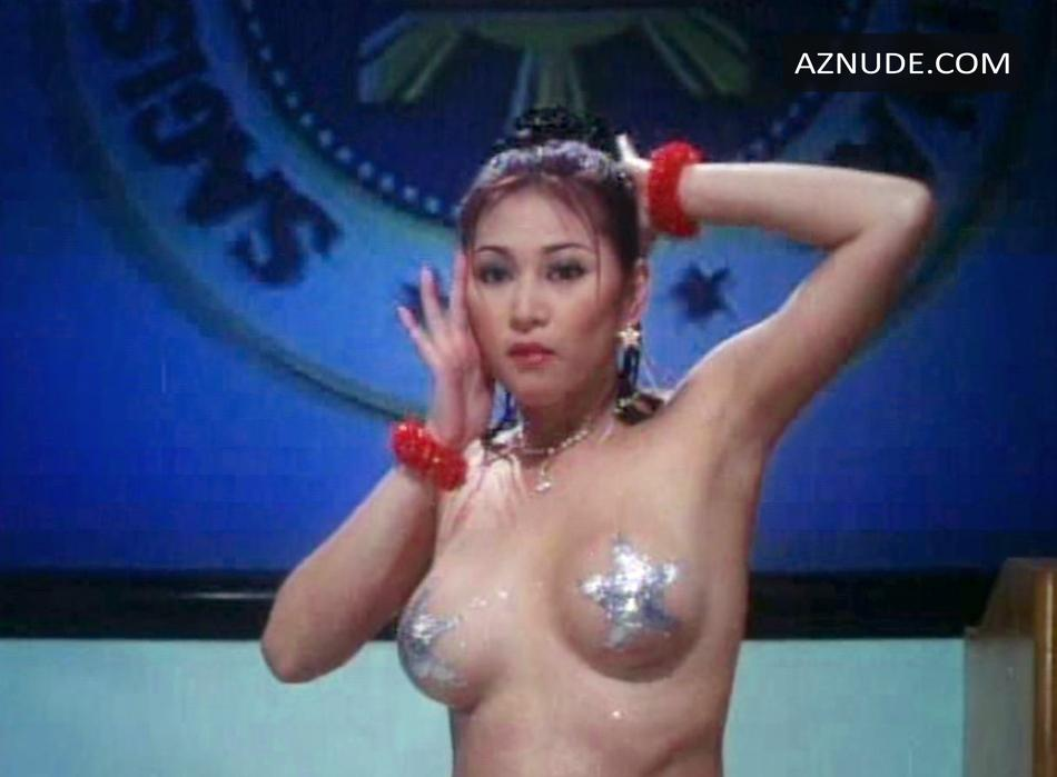Phrase and Rufa mae quinto in a thong bikini idea very