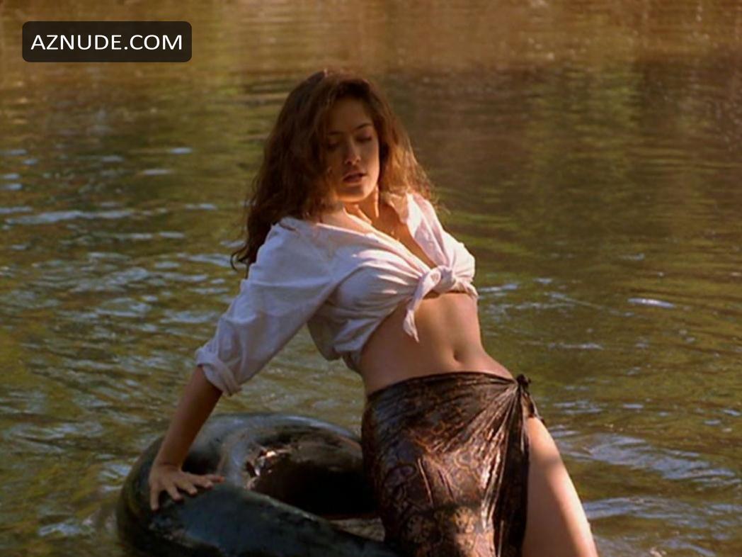 Salma Hayek Porn Pics
