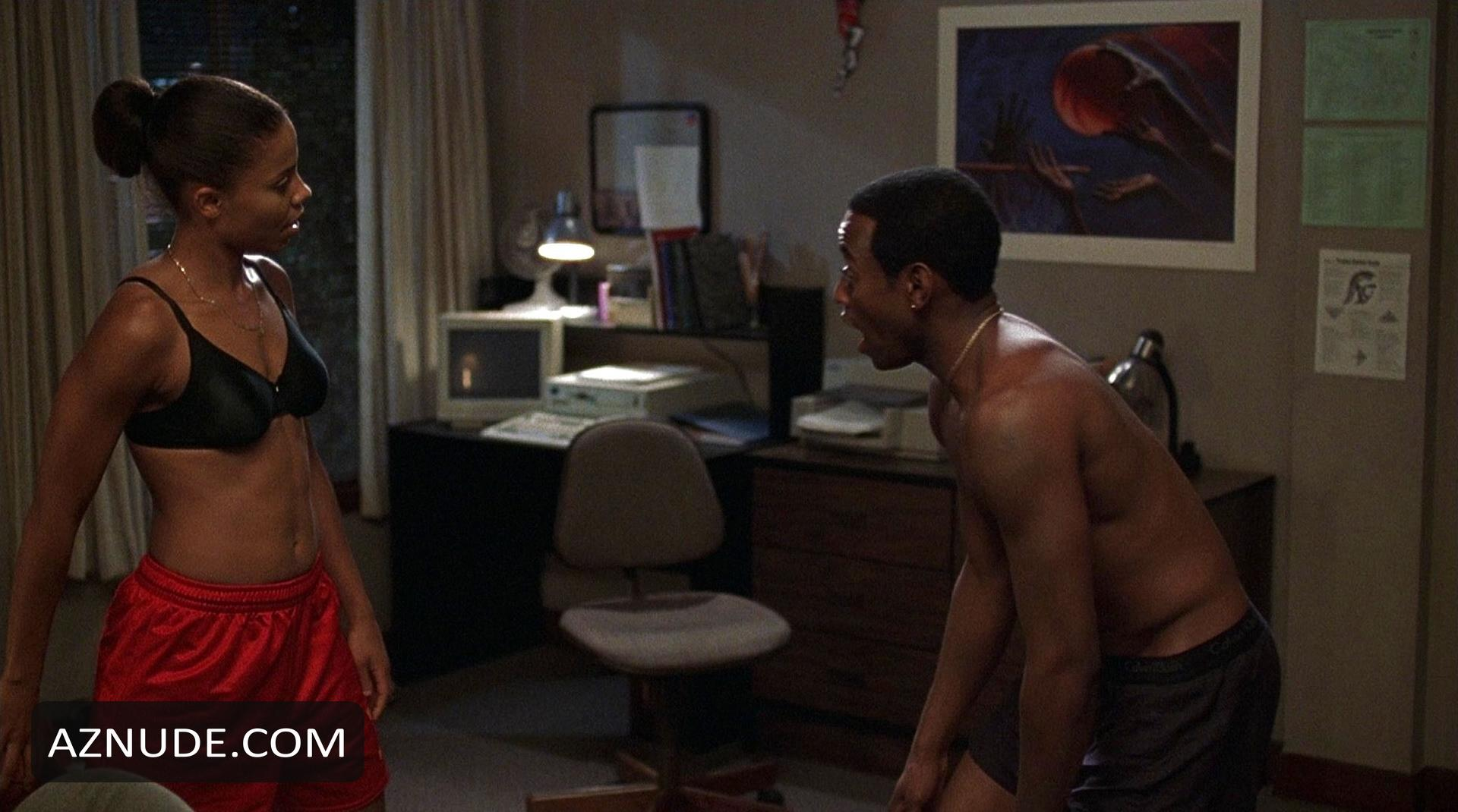 Have Sanaa lathan sex scenes nude