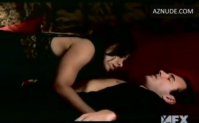 Sanaa lathan nip tuck sex scenes