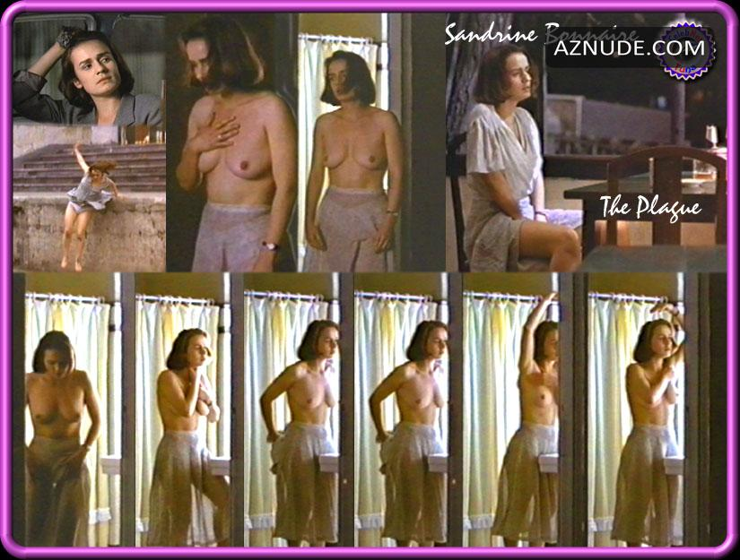 Sandrine nackt Bonnaire Sandrine Bonnaire