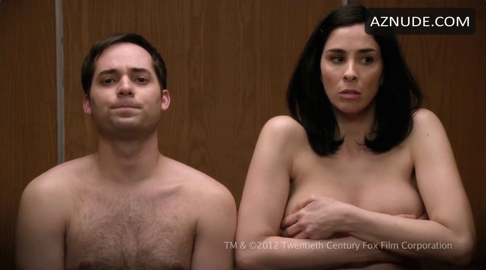 Sarah silverman nude picture photos