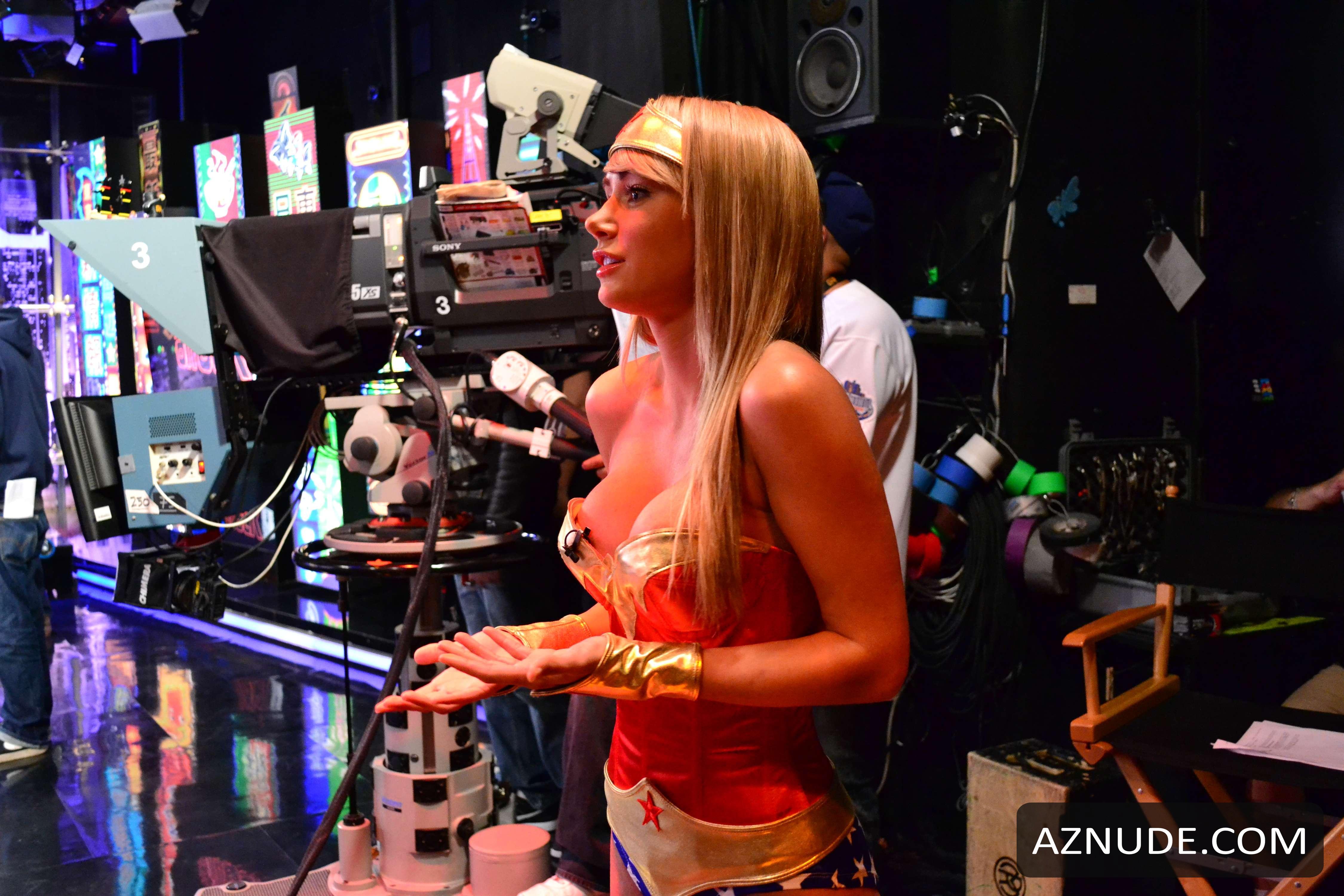 Attack Of The Show Nude Scenes - Aznude-7782
