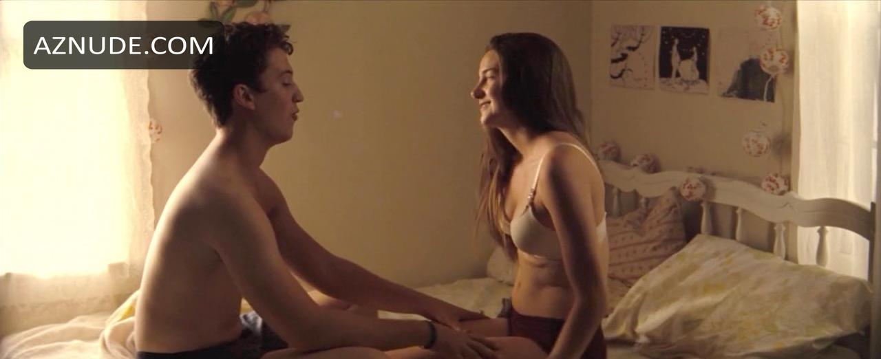 Shailene woodley nude possible and