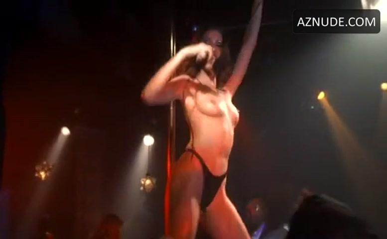 Stars Sexy Nude Pole Dance Pics