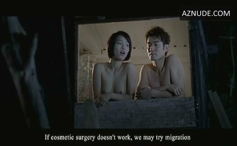 Sherry Li  nackt