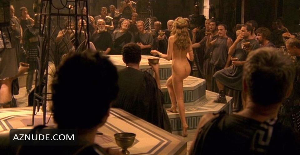 Male Celeb Brad Pitt Nude In Troy