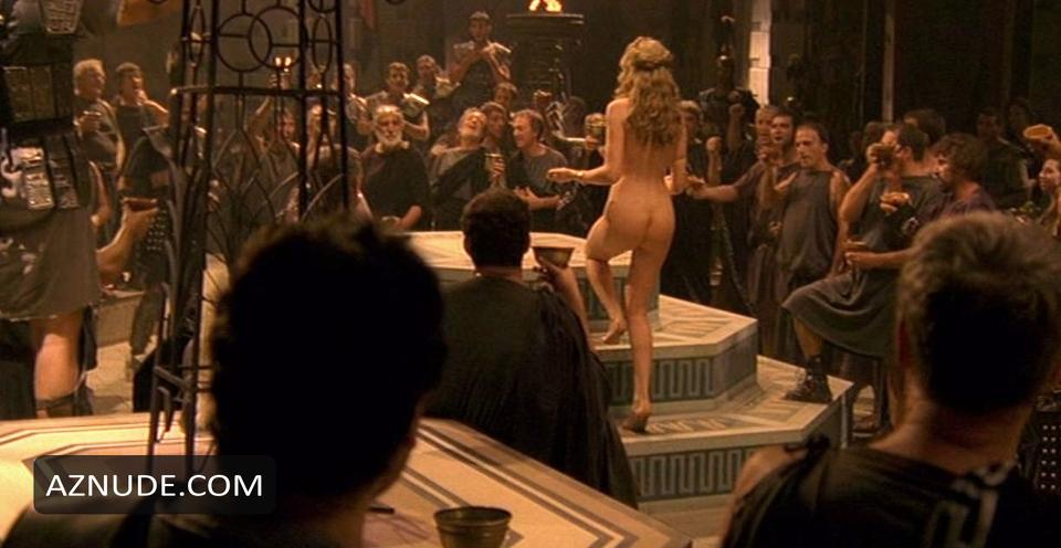 Helen of troy nude scenes