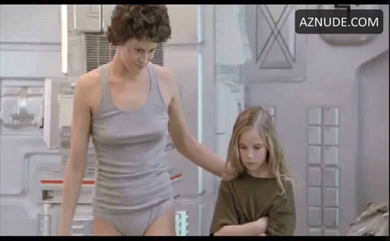 Sigourney weaver naked galaxy quest