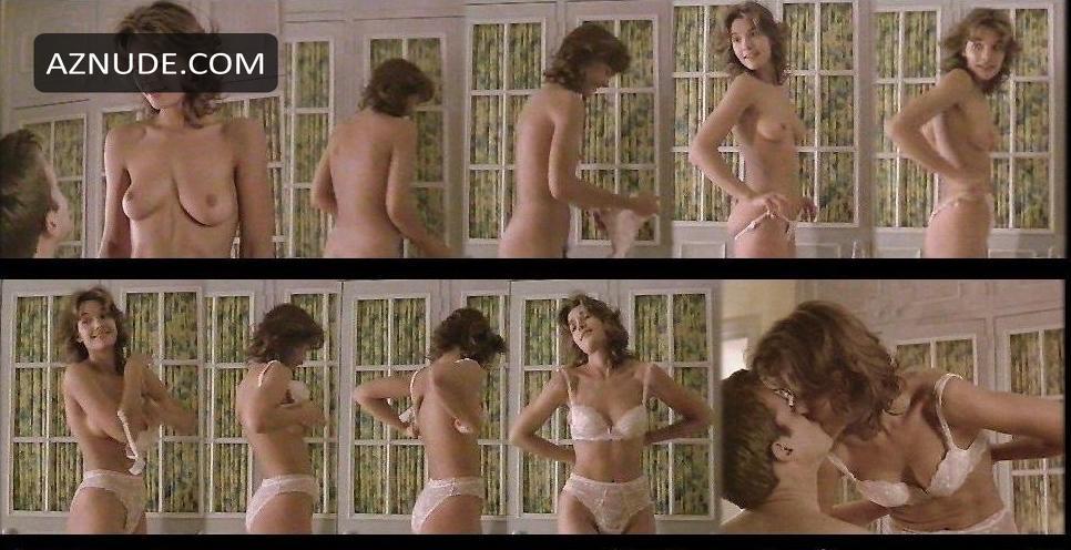 Simone Bendix  nackt