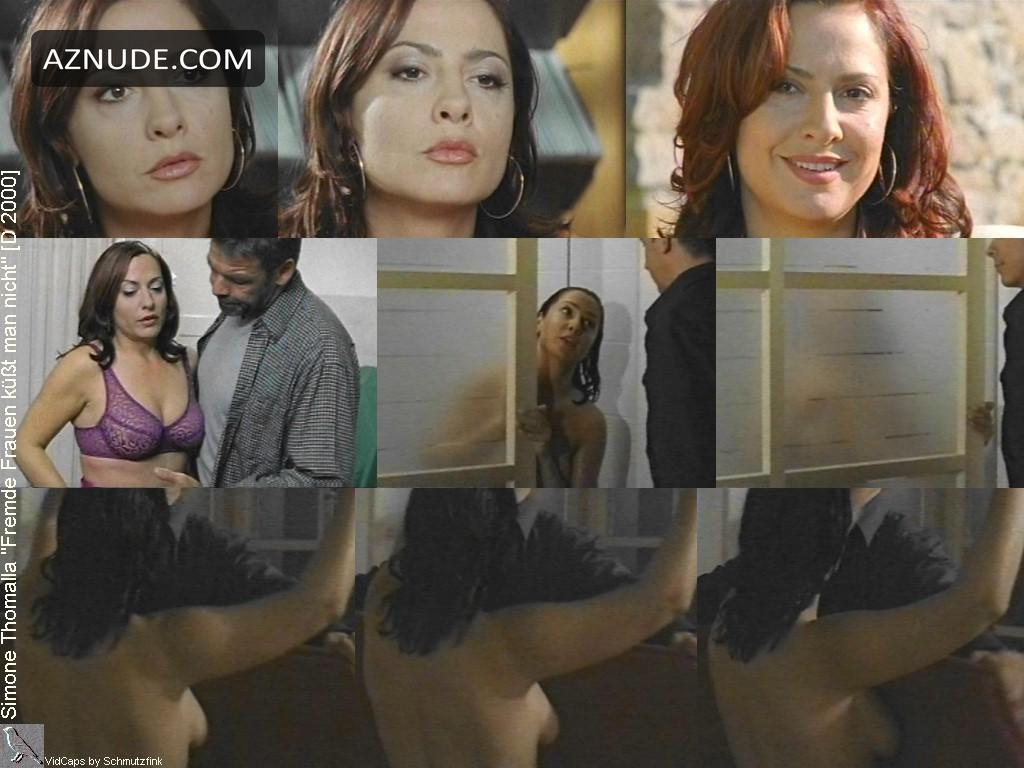 Nackt nude thomalla Simone Thomalla