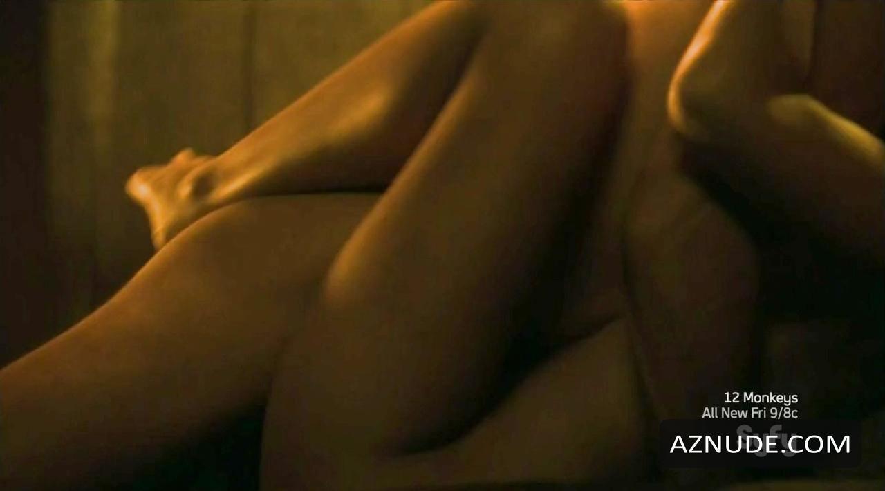 Sonya Cassidy  nackt