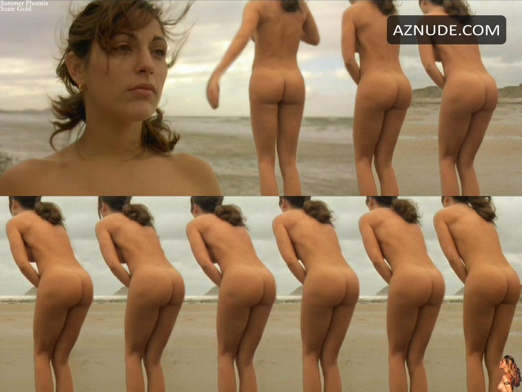 Summer Nude Beach
