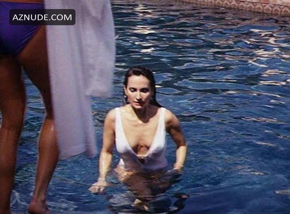 Lana brooke wearing a bikini