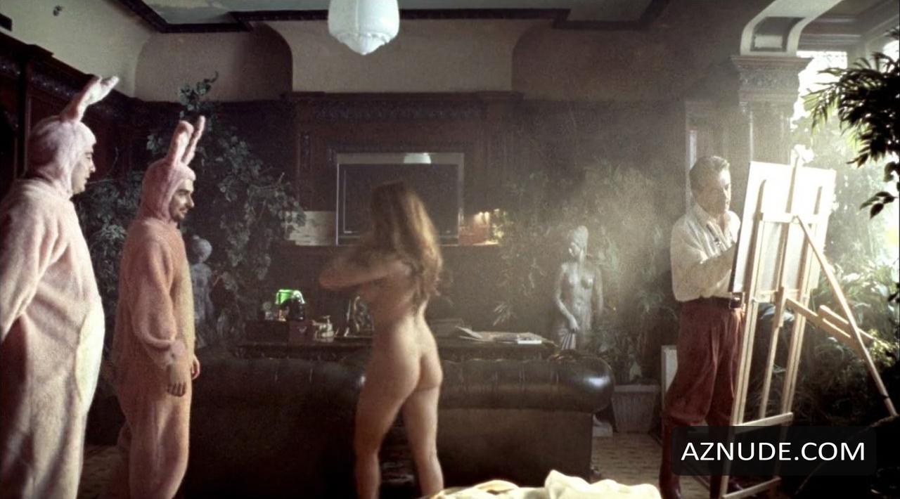 Women posing nude gymnasts