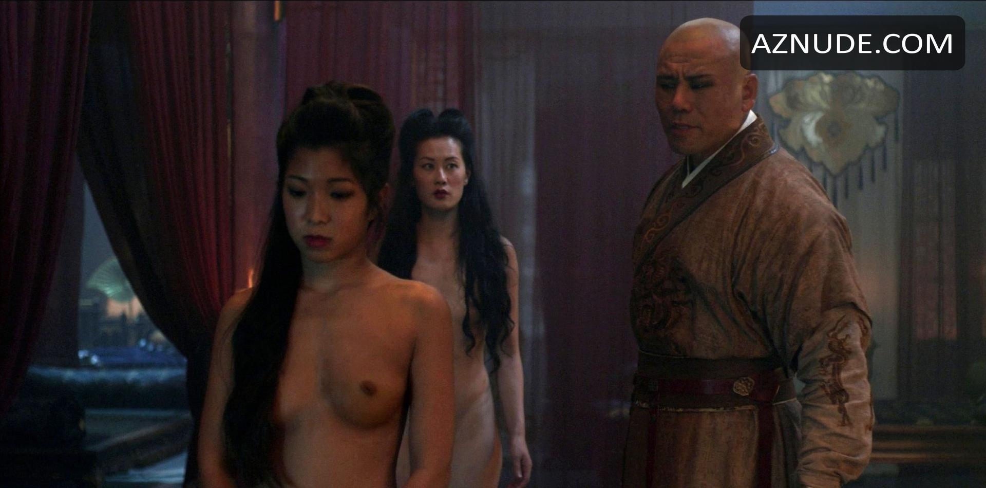 Joan chen nude sex scene in the hunted scandalplanetcom - 2 part 7