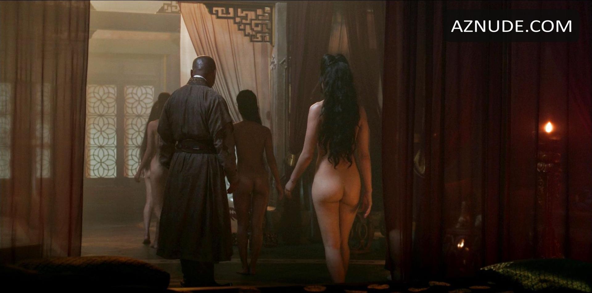 Olivia cheng nude marco polo s01e034 - 2 5