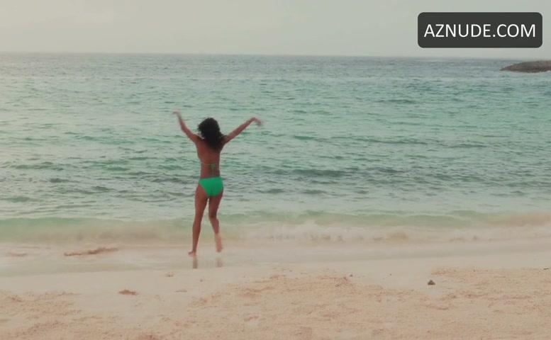 Tasha Smith, Janet Jackson, Sharon Leal Bikini Scene In -5574