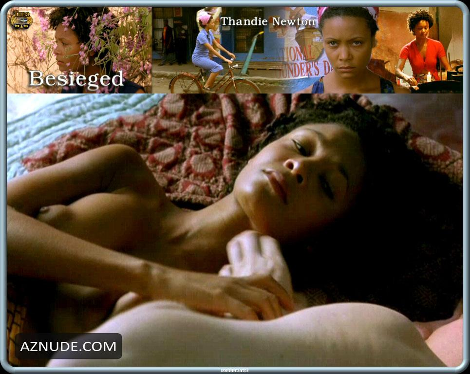Thandie newton sex scenes in besieged
