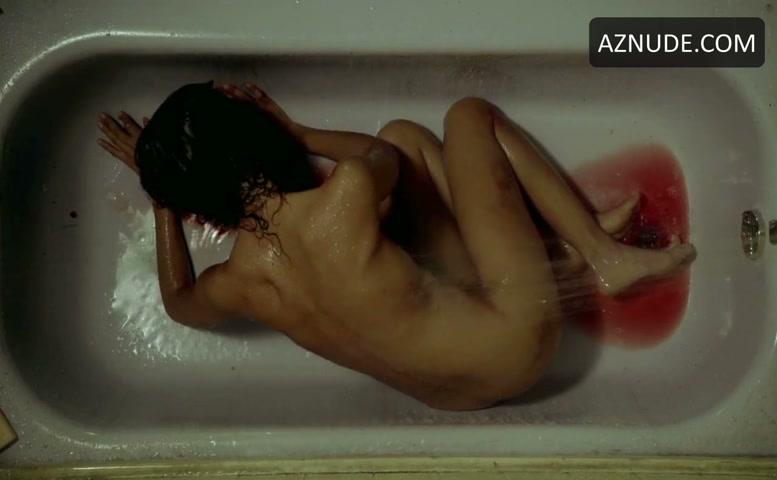 Thandie Newton Breasts Scene In Rogue - Aznude-2113