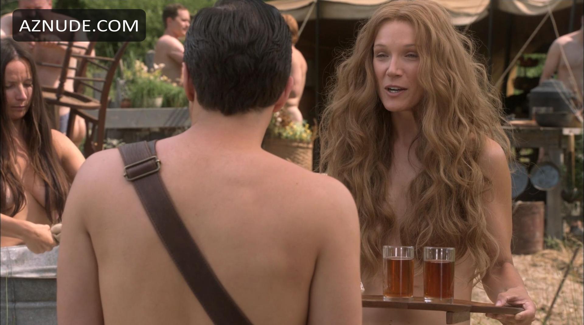 Amber Goldfarb Nude murdoch mysteries nude scenes - aznude