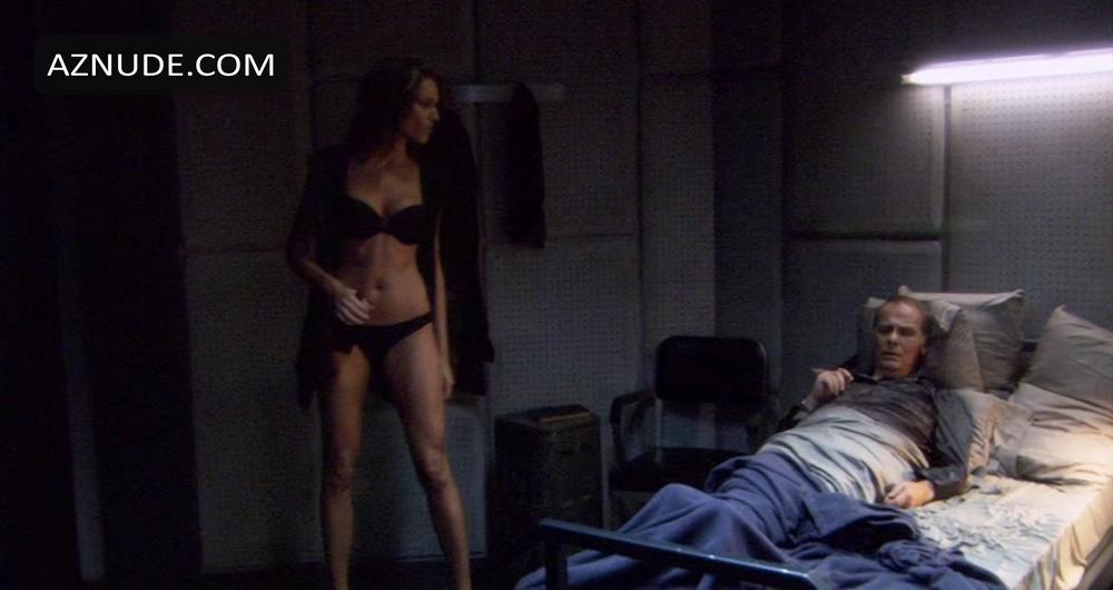 Battlestar galactica the plan nude scenes