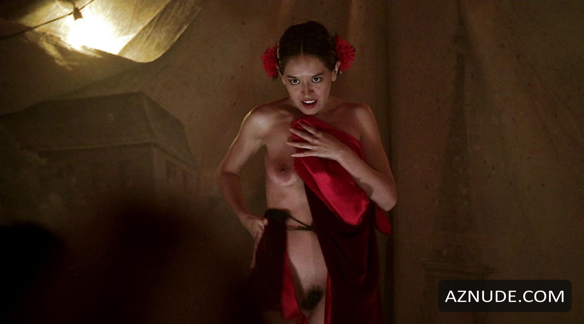 VALERIA HERNANDEZ Nude - AZNude