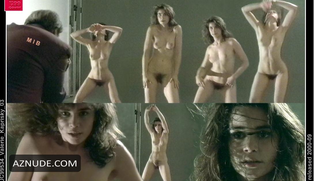 Valérie Kaprisky  nackt