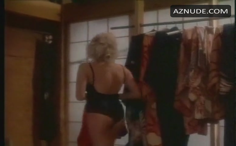 Virginia Madsen Breasts Butt Scene In The Hitchhiker Aznude