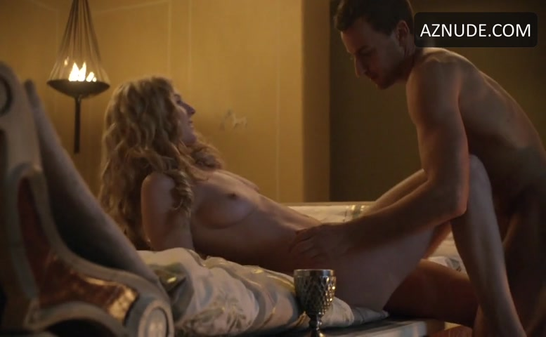 Stunning viewing Spartacus blood and sand sex clip was