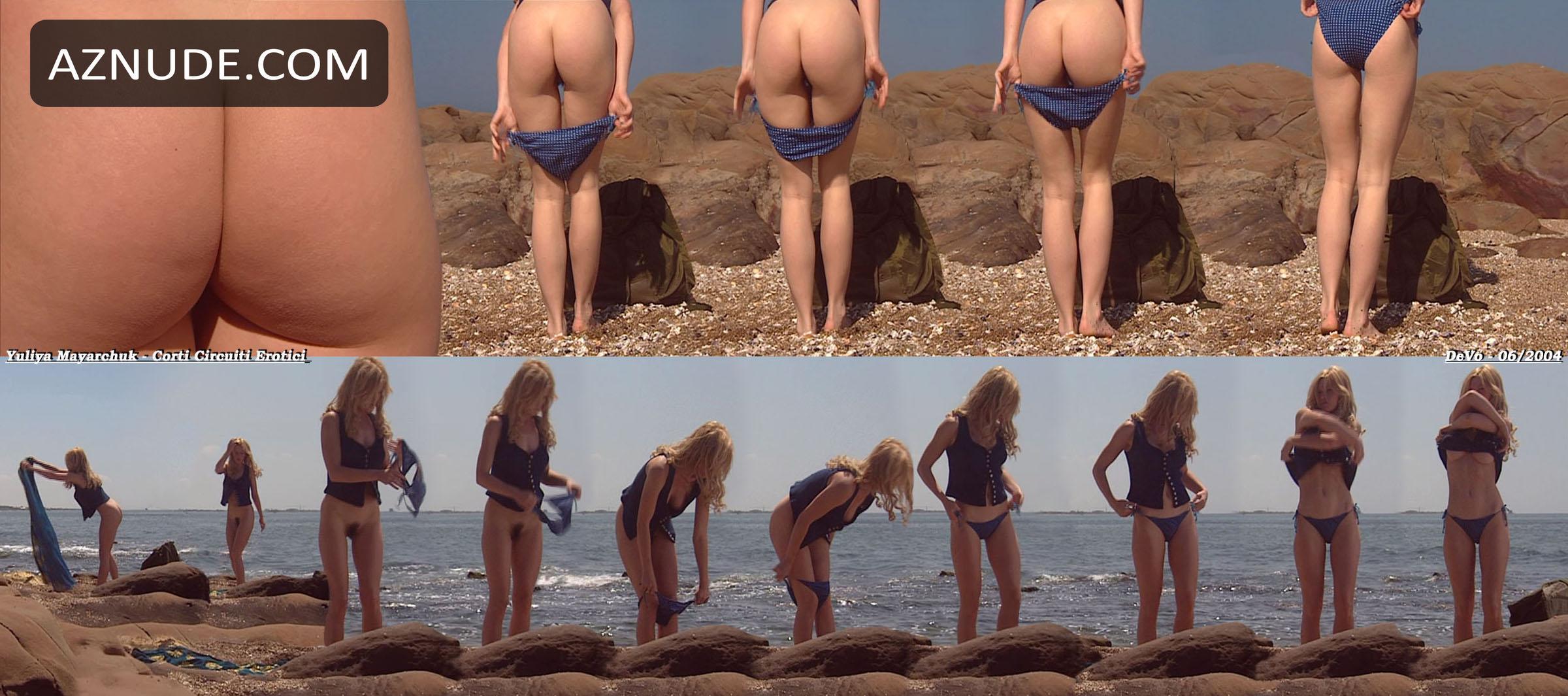 Yuliya Mayarchuk Nude Aznude