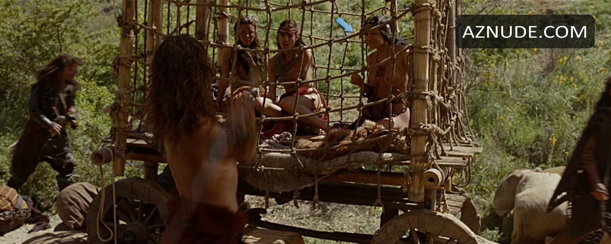 Nude scenes from conan the barbarian